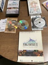 Final Fantasy XI Online Vana'Diel Collection 2007 Wings of the Goddess Guide PC