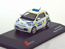 1:43 J-Collection Toyota IQ Police Sweden 2011