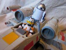 Star Wars Galactic Heroes X Wing Donald Duck Trooper Hasbro Playskool R2D2