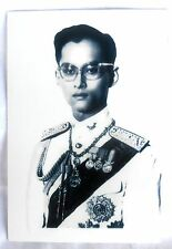 Bild picture König King Bhumibol Adulyadej RAMA IX Thailand 15x10 cm  (s1