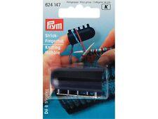 Prym Plastic Knitting Thimble With 4 Yarn Guide - 624147