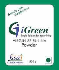ORGANIC SPIRULINA POWDER (500 Gram) DIRECT FROM MANUFACTURE