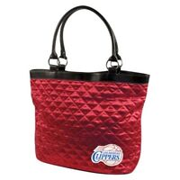 NBA Los Angeles Clippers Quilted Tote