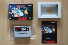 SNES Super R-Type mit OVP und Anleitung - Super Nintendo