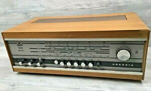 Vintage Grundig Stereomeister 300U Radio Receiver West Germany Untested - Parts
