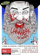 Cannibal! The Musical (DVD, 2017) ** TROMA **