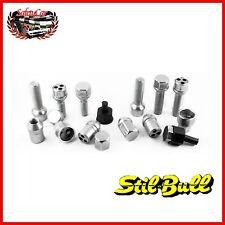 Anti-theft Bolts Wheels C1 ALFA ROMEO Brera 01/2005> Key ES 17 M14X1,5 L25