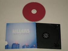 The Killers/Hot piede (Islanda, 0602498367964) CD Album