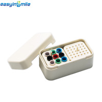 Easyinsmile 6 Style Dental Endo Files Holder Box Sterilizer/Organizer Case Burs