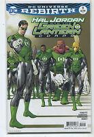 Hal Jordan And The Green Lantern Corps #11 NM Rebirth  DC Comics MD 3