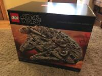 BRAND NEW LEGO Star Wars Ultimate Millennium Falcon 2017 (75192), SHIPS FAST!