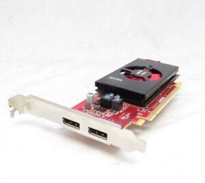 Dell 0Y5FR3 Y5FR3 AMD FirePro W2100 2GB DDR3 Dual Display Port PCIe 3-4