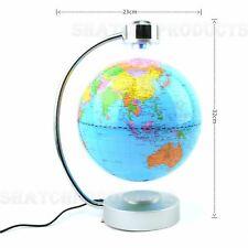 LED Magnetic Levitation Floating World Globe Home Office Educational Toys Gifts