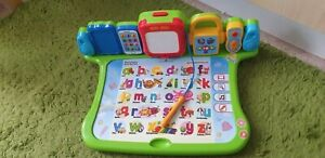 VTech Touch and Learn Activity Amazing Desk Multi-Colour
