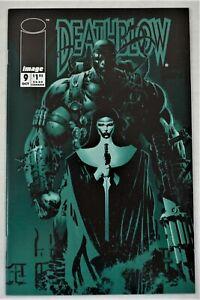 DEATHBLOW #9 OCT 1994 First Printing IMAGE Comics NM+