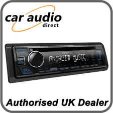Kenwood KDC-130UB - CD MP3 USB RDS Radio Receiver Blue Key Illumination