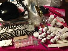 kit ongles en acrylique - nail art acrylic kit