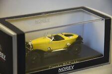 Norev 153173 - Citroen B2 Caddy 1923 Amarillo 1/43