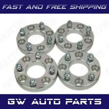 "4PC Wheel Spacer Adapters 4x100 CB 71MM Thick 1.25"" STUD 12X1.5 Fit Honda Nissan"