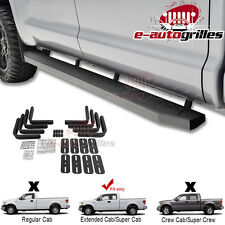 Running Boards Nerf Step Bars for 99-16 Ford Super Duty Super Cab