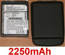 Coque + Batterie 2250mAh Pour SOFTBANK  X03HT type 35H00082-00M LIBR160