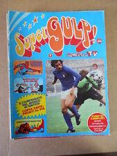 SUPERGULP Fumetti in TV n°9 1978 L' Uomo Ragno I Fantastici Quattro [G254A]