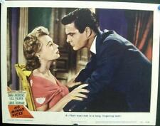 LOUIS JOURDAN LILLI PALMER NO MINOR VICES ORIGINAL VINTAGE MGM US LOBBY CARD