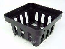 4 X10 Orchid Vanda Hydro Aero Baskets Plastic Basket Square Pot Phalaen Hanger