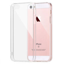 For iPhone 5 5s SE Luxury Slim Gradient Color Ultra-thin Hard Clear Case Cover