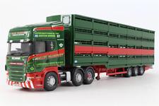 Corgi Modern Truck Heavy Haulage CC13730 Scania Livestock Valley Transport 1/50