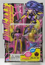 Wild C.A.T.S. Jim Lee VOODOO Playmates 1994 Action Figure NIP Wild Cats