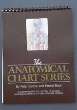The Anatomical Chart Series Book Peter Bachin and Ernest Beck Standing Chart Boo
