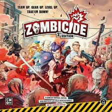 PREORDER Zombicide 2nd Edition Board Game