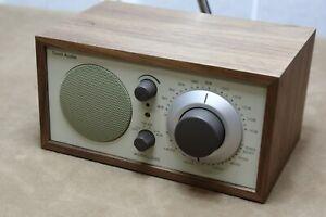 Tivoli Audio Classic Model One UKW/MW Radio  beige/walnuss