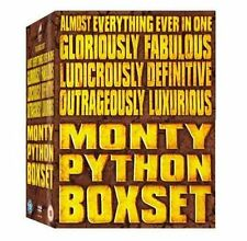 MONTY PYTHON  ALMOST EVERYTHING SEALED/NEW All films tv series 5050350693617