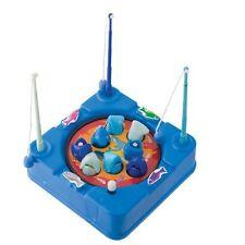 Clockwork pesca gioco bambino MAGNETICO ROTANTE giocattolo squalo o Pesce Design