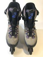 K2 RI12 Men's Size 11.5 Soft boot Inline Skates Roller Blades for Parts Repair