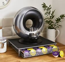 Dolce Gusto Compatible Coffee Capsule Holder For 36 Pods Drawer Machine Stand