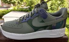 Men's Nike Air Force One Camouflage Sneakers - Size 10.5