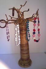 Jumbo Baobab gioielli e Anello Albero