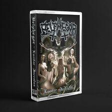 Belphegor - lucifer incestus (cassette tape, Audio Kassette, MC), lim. 200, NEW