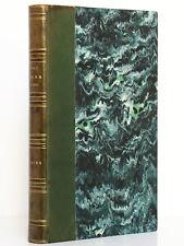 MURGER Henry. Les Nuits d'hiver Poésies complètes suivies d'études... Lévy 1862