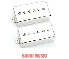 Seymour Duncan Phat Cat Nickel Cover Set SPH90-1 ( FREE WORLDWIDE SHIPPING )