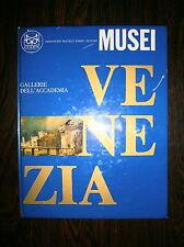 MUSEI  - VENEZIA # Fabbri Editori 1969