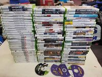 Over 100x Xbox 360 Games, All £1.95 Each, With Free Postage, Trusted Ebay Shop