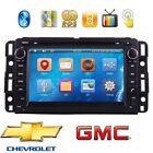 Chevrolet Silverado 2007-2012 GPS Navigation Car Radio DVD Player Touch Screen