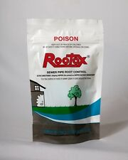 Rootox 114gm (4 Tablets) 6Pks  Blocked Sewer Pipe Toilet Best Root Control Tree
