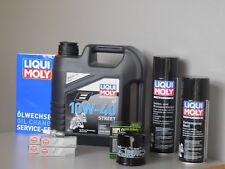 Sistema de mantenimiento HONDA CBR 1100XX Filtro de aceite bujía CADENA Servicio