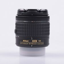 Nikon AF-P DX NIKKOR 18-55mm f/3.5-5.6G VR Lens (White Box)
