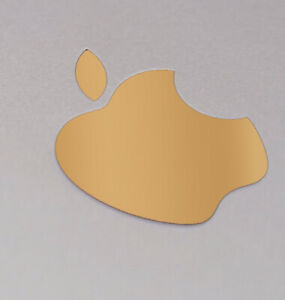 Gold Color Changer Overlay for Apple iPhone 11 Pro, Pro Max Logo